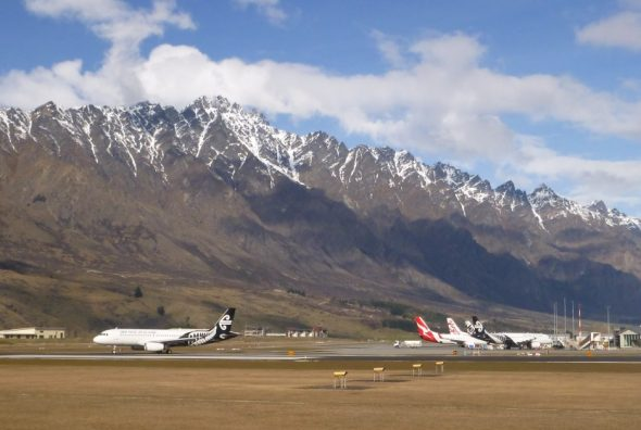 On the hunt for New Zealand's most   challenging aerodrome, nearly 500 pilots weighed in.