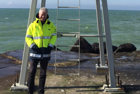 Call for harbour signs warning of 'dangers'