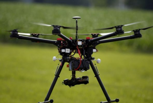 Drone collision worse than bird stike – FAA Study