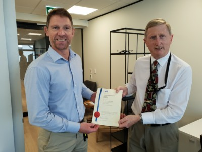 Navigatus.aero awarded Part 174 Certification